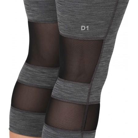 Pantaloni 3/4 damă - Asics MELANGE 3/4 TIGHT W - 7