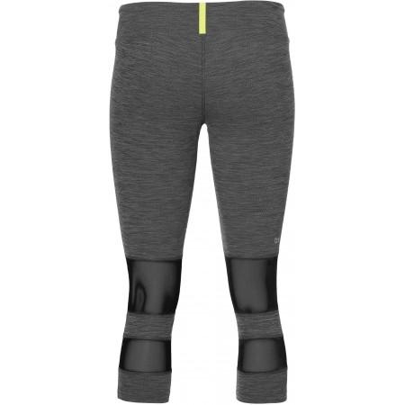 Pantaloni 3/4 damă - Asics MELANGE 3/4 TIGHT W - 2