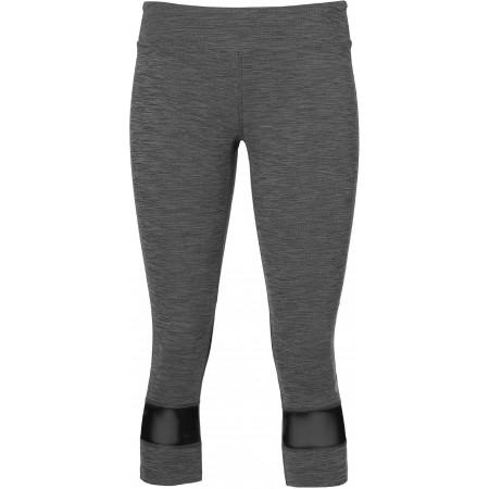 Pantaloni 3/4 damă - Asics MELANGE 3/4 TIGHT W - 1