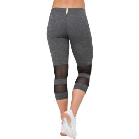 Pantaloni 3/4 damă - Asics MELANGE 3/4 TIGHT W - 4