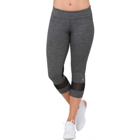 Pantaloni 3/4 damă - Asics MELANGE 3/4 TIGHT W - 3