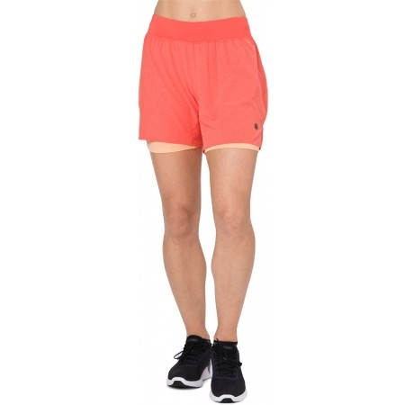 Dámske šortky - Asics 2N1 SHORT W - 5