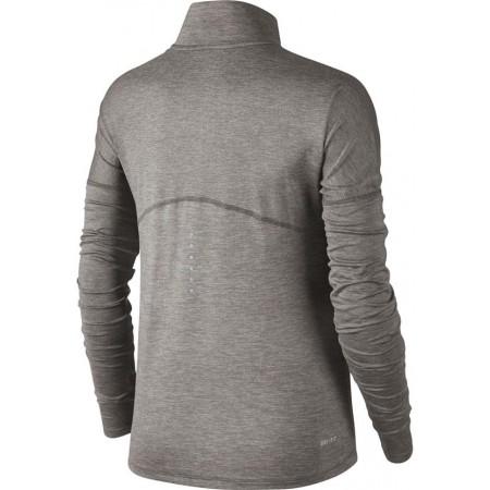 Дамска тениска за бягане - Nike DRI-FIT ELEMENT TOP HZ - 2