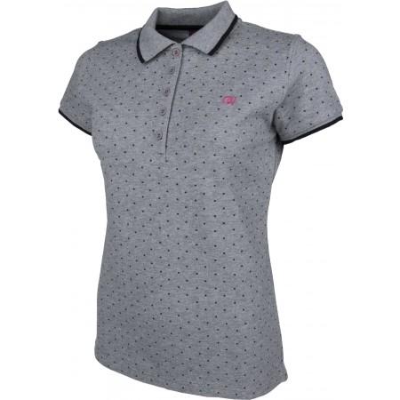 Dámské triko s límečkem - Willard MELANY - 2