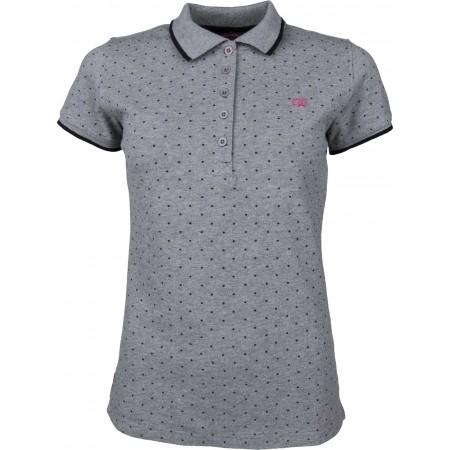 Dámské triko s límečkem - Willard MELANY - 1