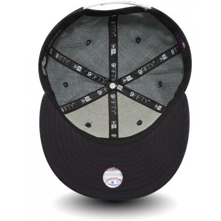Мъжка snapback шапка с козирка - New Era 9FIFTY DENIM NEW YORK YANKEES - 3