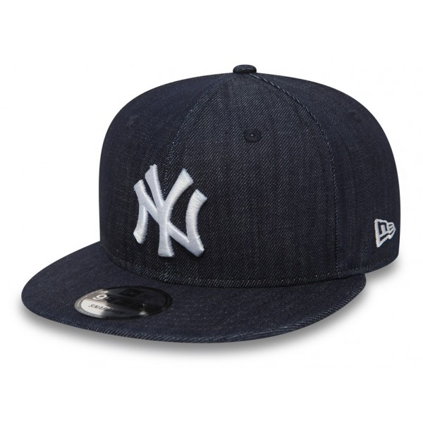 New Era 9FIFTY DENIM NEW YORK YANKEES - Pánska šiltovka