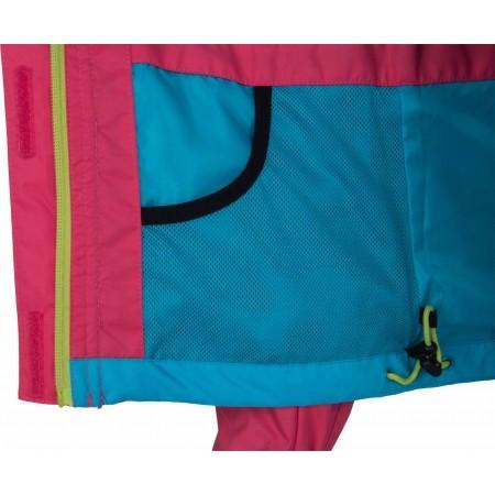 Dievčenská šuštiaková bunda - Lewro INKA - 4