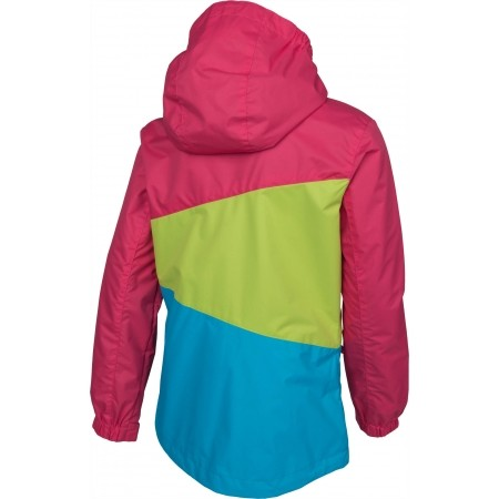 Dievčenská šuštiaková bunda - Lewro INKA - 3
