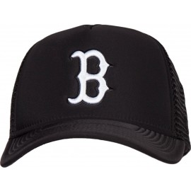 New Era 9FORTY ESSENTIAL BOSTON RED SOX - Klubowa czapka typu trucker damska
