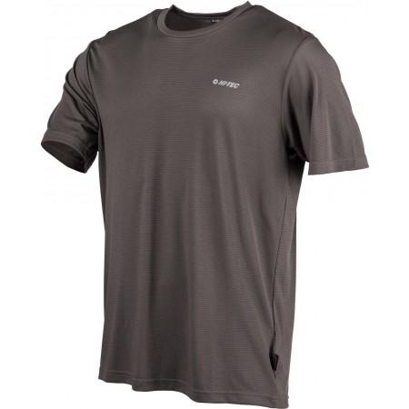 MEMMO MEN TEE - Pánské technické triko s krátkým rukávem - Hi-Tec MEMMO MEN TEE - 6