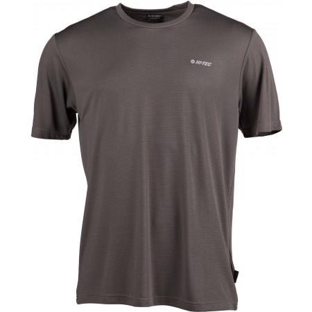 MEMMO MEN TEE - Pánské technické triko s krátkým rukávem - Hi-Tec MEMMO MEN TEE - 5