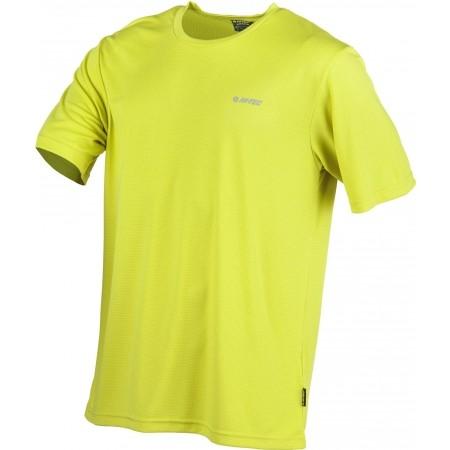 MEMMO MEN TEE - Pánské technické triko s krátkým rukávem - Hi-Tec MEMMO MEN TEE - 9