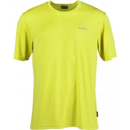 MEMMO MEN TEE - Pánské technické triko s krátkým rukávem - Hi-Tec MEMMO MEN TEE - 8