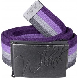 Willard SHAN - Belt with metal buckle