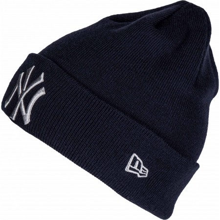 Klubová zimná čiapka - New Era MLB LEAGUE ESSENTIAL CUF NEW YORK YANKEES - 1
