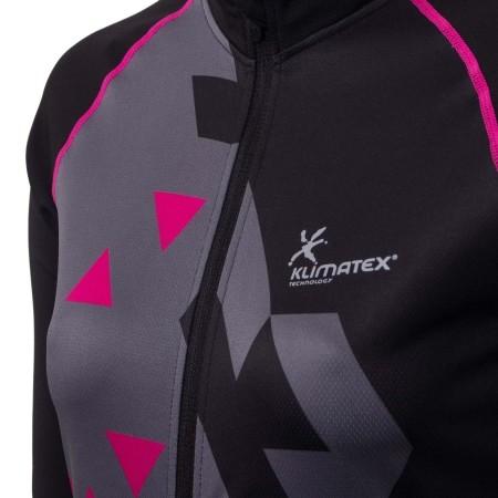 Women's cycling jersey - Klimatex JOSETE - 3