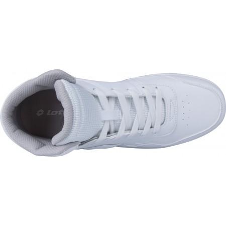 Dětská volnočasová obuv - Lotto TRACER MID LTH JR L - 5
