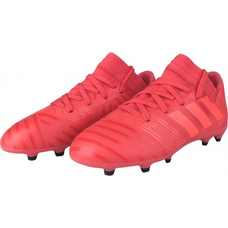Chlapecká fotbalová obuv - adidas NEMEZIZ 17.3 FG J - 4