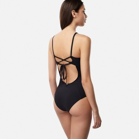 Women's one-piece swimsuit - O'Neill PW LINE SMOOTH SWIMSUIT - 6