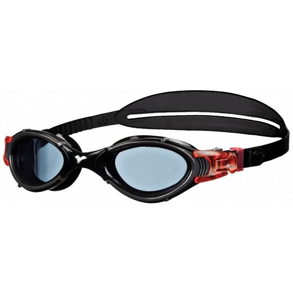 Arena NIMESIS CRYSTAL LARGE czarny NS - Okulary do pływania