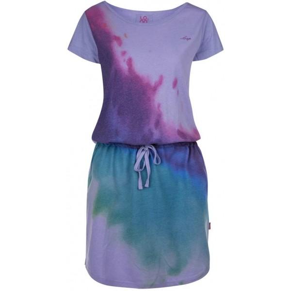Loap BASILAE lila XS - Női ruha