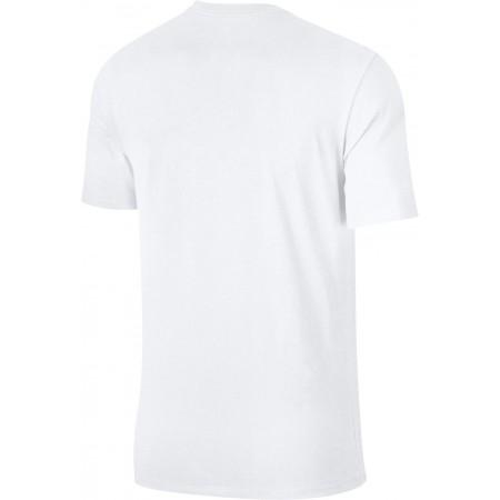 Herren T- Shirt - Nike TEE CNCPT BLUE2 M - 4