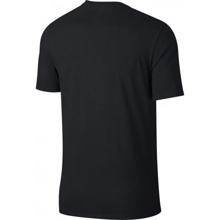 Herren T- Shirt - Nike TEE CNCPT BLUE2 M - 6