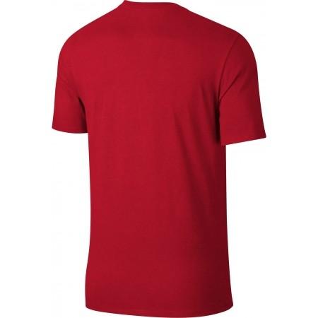 Herren T- Shirt - Nike TEE CNCPT BLUE2 M - 8