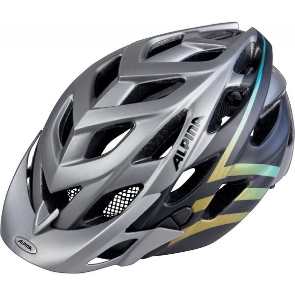 Alpina Sports D-ALTO L.E. szürke (52 - 57) - Kerékpáros sisak
