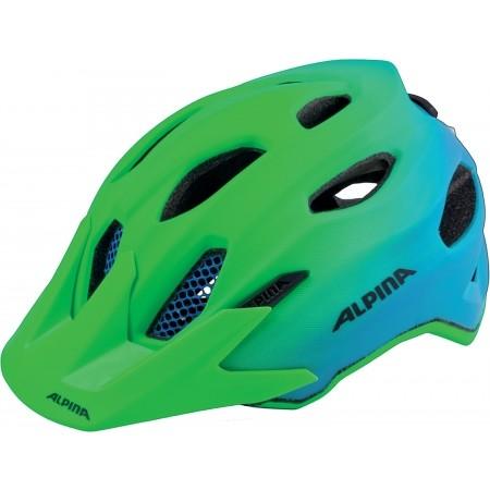 Cască ciclism copii - Alpina Sports CARAPAX JR FLASH