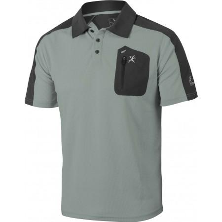 Tricou elegant outdoor bărbați - Klimatex CABER1 - 1