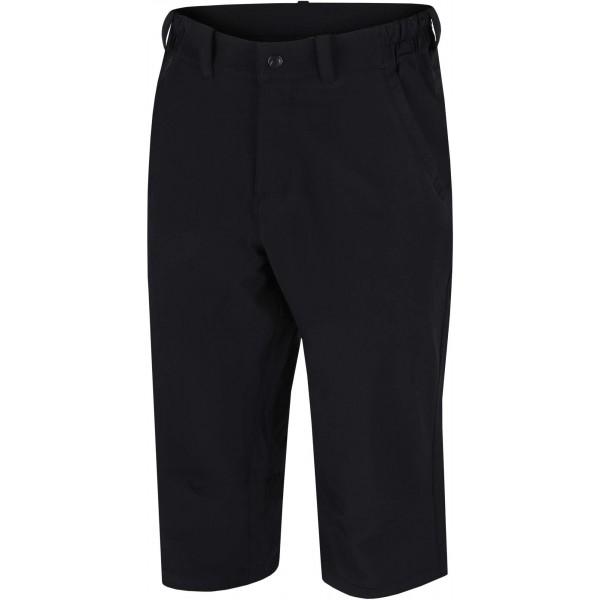 Hannah WHARTON černá XL - Pánské 3/4 kalhoty