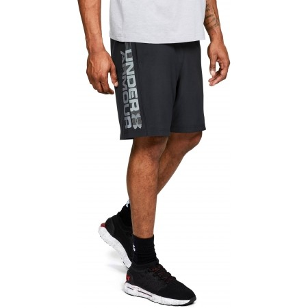 Мъжки къси панталони - Under Armour WOVEN GRAPHIC WORDMARK SHORT - 4