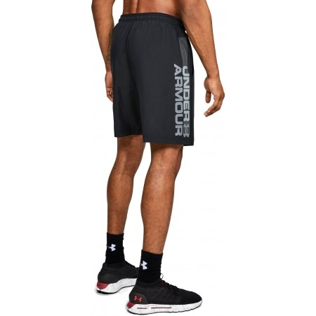 Мъжки къси панталони - Under Armour WOVEN GRAPHIC WORDMARK SHORT - 5