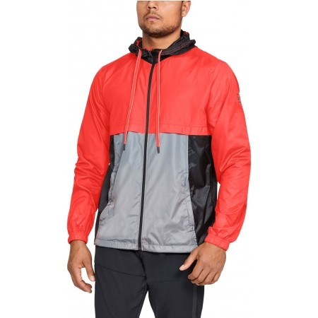 Pánska bunda - Under Armour SPORTSTYLE WINDBREAKER - 4