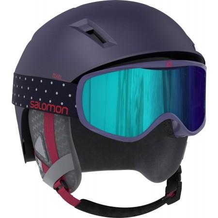 Dámska lyžiarska prilba - Salomon PEARL - 2