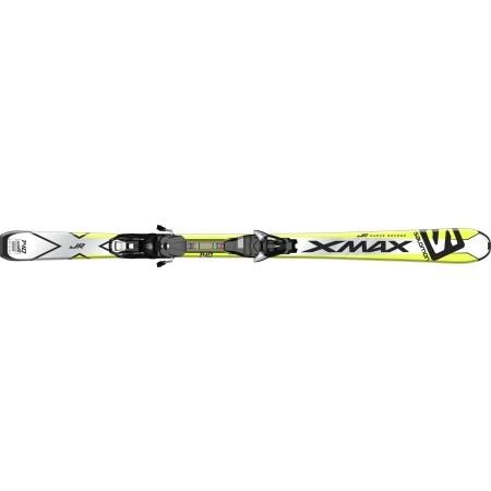 Juniorské sjezdové lyže - Salomon E X-MAX JR M + E EZY7 B80 - 0849ec23ab