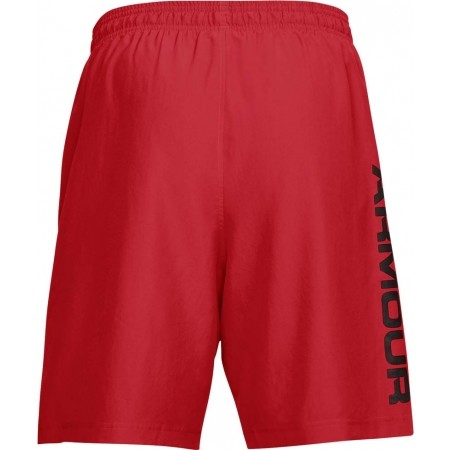Spodenki męskie - Under Armour WOVEN GRAPHIC WORDMARK SHORT - 2
