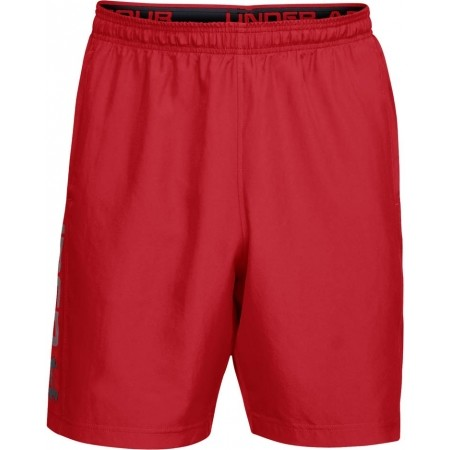 Spodenki męskie - Under Armour WOVEN GRAPHIC WORDMARK SHORT - 1