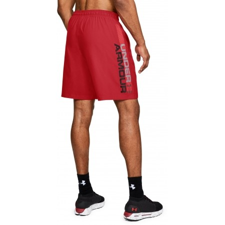 Spodenki męskie - Under Armour WOVEN GRAPHIC WORDMARK SHORT - 5