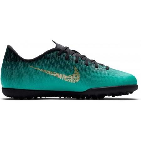 8cdd4cf157cb Kids' turf football boots - Nike VAPOR XII CLUB GS CR7 TF JR - 2