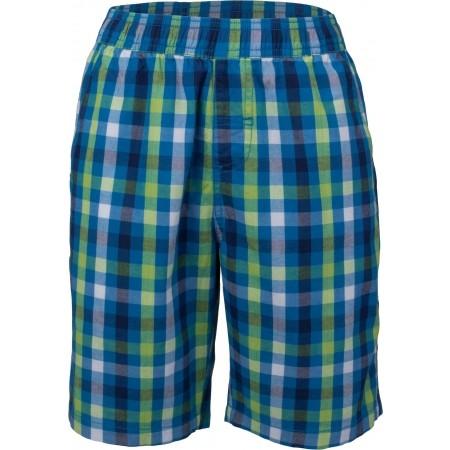 Chlapecké šortky s kostkovaným vzorem - Lewro KNOX - 2