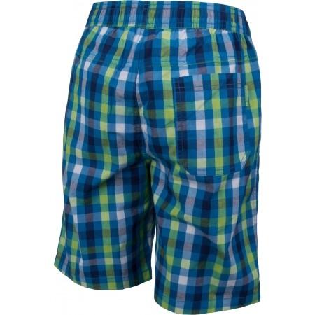 Chlapecké šortky s kostkovaným vzorem - Lewro KNOX - 3