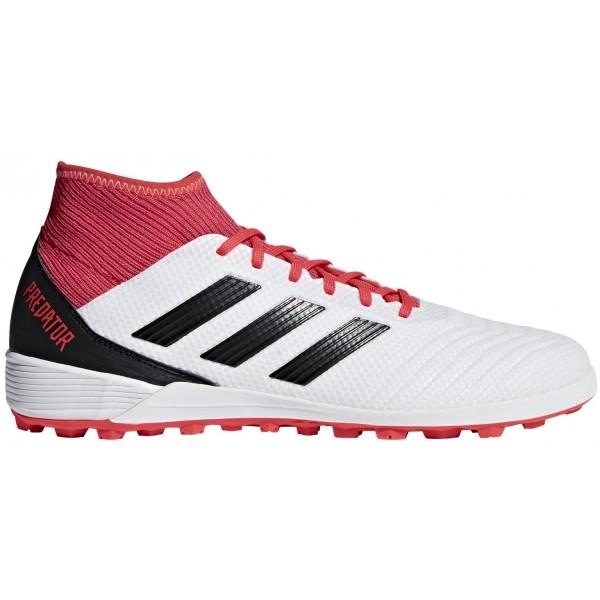 adidas PREDATOR TANGO 18.3 TF bílá 10 - Pánská fotbalová obuv