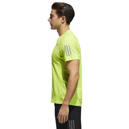 Pánské běžecké triko - adidas RESPONSE TEE M - 3
