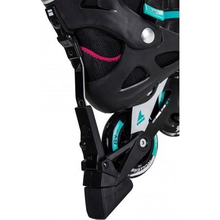 Role fitness de damă - Rollerblade MACROBLADE 84 W ABT - 5
