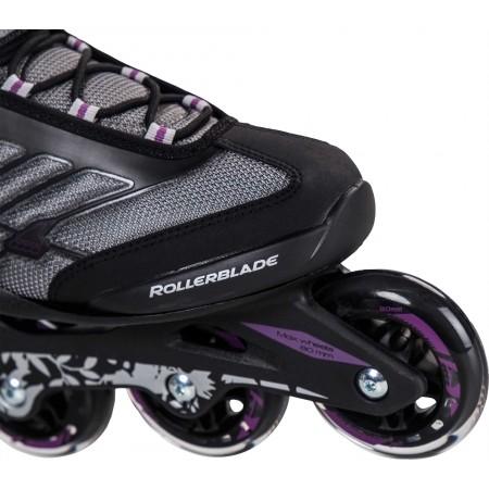 Dámské fitness brusle - Rollerblade ZETRABLADE W - 5