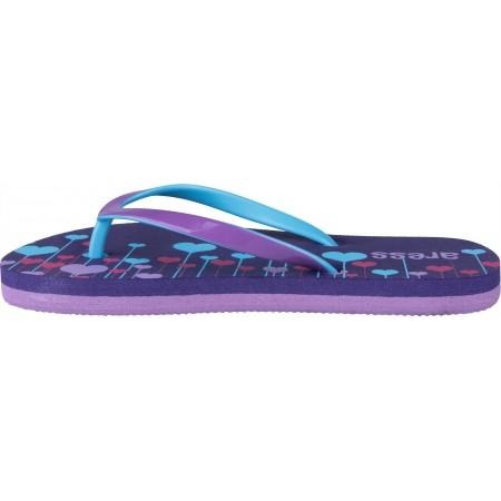 Girls' flip-flops - Aress ZESTY - 4