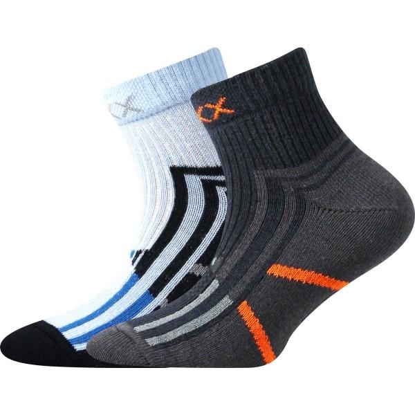 Voxx MAXTERIK modrá 23-25 - Sportovní ponožky